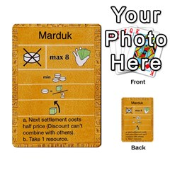 Uruk   One By Catherine Pfeifer   Multi Purpose Cards (rectangle)   Coey6nnc29jj   Www Artscow Com Front 4