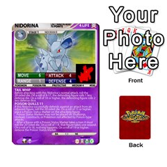 King Pokemon 1 53 New By Seth   Playing Cards 54 Designs   Nvabu06endwn   Www Artscow Com Front - HeartK