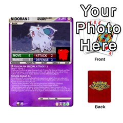 Ace Pokemon 1 53 New By Seth   Playing Cards 54 Designs   Nvabu06endwn   Www Artscow Com Front - HeartA