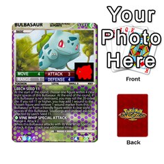 Pokemon 1 53 New By Seth   Playing Cards 54 Designs   Nvabu06endwn   Www Artscow Com Front - Joker1