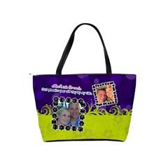 Stay By My Side By Digitalkeepsakes   Classic Shoulder Handbag   5ls4osexd2mr   Www Artscow Com Back