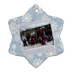 3v - Ornament (Snowflake)