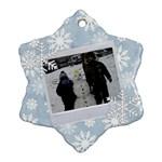 niki - Ornament (Snowflake)