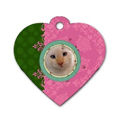 Fancy Tag By Digitalkeepsakes   Dog Tag Heart (two Sides)   N8vt8mzy0zcs   Www Artscow Com Back
