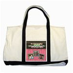 Hug the person you love. - Two Tone Tote Bag