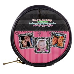 Hug Th Eone You Love  By Digitalkeepsakes   Mini Makeup Bag   Zmf1f8jt2o6c   Www Artscow Com Back