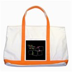 I live for moments like these. - Two Tone Tote Bag