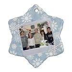 sneginka 1 - Ornament (Snowflake)