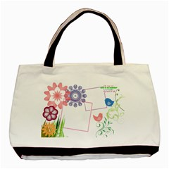 Together We Have It All  By Digitalkeepsakes   Basic Tote Bag (two Sides)   E749wcbgou81   Www Artscow Com Front