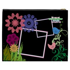 Together We Have It All  By Digitalkeepsakes   Cosmetic Bag (xxxl)   T2y70fxtutpx   Www Artscow Com Back