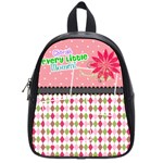 Cherish every little moment. - School Bag (Small)