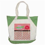 Cherish every little moment. - Accent Tote Bag