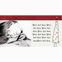 4  X 8  Photo Cards Christmas 03 By Deca   4  X 8  Photo Cards   813johsmi0e2   Www Artscow Com 8 x4 Photo Card - 9