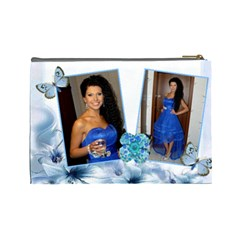 Chanta 2 By Greta Velikova   Cosmetic Bag (large)   Gdhfdkmt2a4z   Www Artscow Com Back