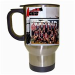 vball travel mug2 - Travel Mug (White)