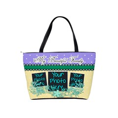 My Beautiful Family By Digitalkeepsakes   Classic Shoulder Handbag   Vvpgg89s0fx8   Www Artscow Com Back