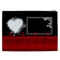 Love By Digitalkeepsakes   Cosmetic Bag (xxl)   Tf1phhiwjd0t   Www Artscow Com Back