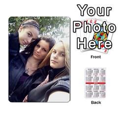 Kalendari By Todorka Nedeva   Playing Cards 54 Designs   Ndpoojo703hf   Www Artscow Com Front - Spade4