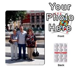 Kalendari By Todorka Nedeva   Playing Cards 54 Designs   Ndpoojo703hf   Www Artscow Com Front - Diamond5