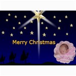 Wise men Christmas Photo Card - 5  x 7  Photo Cards
