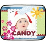 candy - Fleece Blanket (Mini)