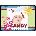 candy - Fleece Blanket (Large)