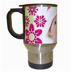 candy - Travel Mug (White)