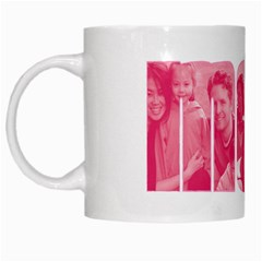 Mom Mug By Heidi Crawford   White Mug   Q8r5toagmbfi   Www Artscow Com Left