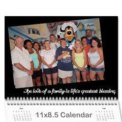 Calendar 2013 By Krista   Wall Calendar 11  X 8 5  (12 Months)   Duta5oidb875   Www Artscow Com Cover