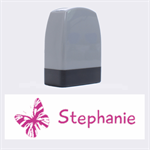 Butterfly Stamp - Name Stamp
