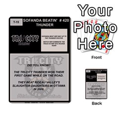 Sb Thunder By Matthew Head   Multi Purpose Cards (rectangle)   Rnq2w9l5yyg3   Www Artscow Com Back 20