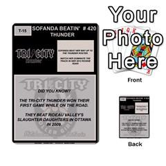 Sb Thunder By Matthew Head   Multi Purpose Cards (rectangle)   Rnq2w9l5yyg3   Www Artscow Com Back 3