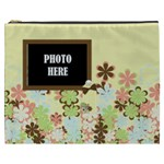 Spring Blossoms XXXL Cosmetic Bag 1 - Cosmetic Bag (XXXL)