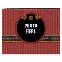 Gypsy Fall Xxxl Cosmetic Bag 1 By Lisa Minor   Cosmetic Bag (xxxl)   7z9yz6xe6pow   Www Artscow Com Front