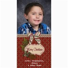 Shaw Xmas Card 2012 By Stephanie Shaw   4  X 8  Photo Cards   F797nca3zspp   Www Artscow Com 8 x4 Photo Card - 1
