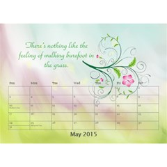 2013 By Marlie Anderson   Desktop Calendar 8 5  X 6    Qg49hpuyhdq3   Www Artscow Com May 2015