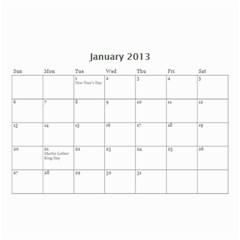Whocalendar By Lindy Hafner   Wall Calendar 8 5  X 6    Q9gii81qfzen   Www Artscow Com Jan 2013