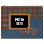 The Boys of Fall XXXL Cosmetic Bag - Cosmetic Bag (XXXL)