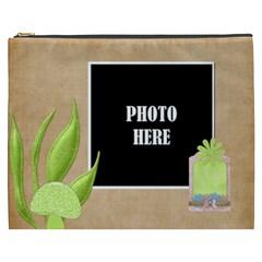 Spring Cuties Xxxl Cosmetic Bag By Lisa Minor   Cosmetic Bag (xxxl)   D26l3twmkmwz   Www Artscow Com Front