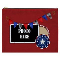 July 365 Xxxl Cosmetic Bag 1 By Lisa Minor   Cosmetic Bag (xxxl)   De8hx3zkbjvy   Www Artscow Com Front