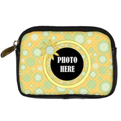 August 365 Camera Bag 1 By Lisa Minor   Digital Camera Leather Case   11zyeduphqse   Www Artscow Com Front