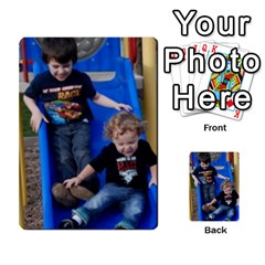 Photo Final By Jess Giglio   Multi Purpose Cards (rectangle)   Pudd3efyacil   Www Artscow Com Front 54