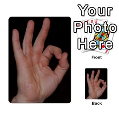 Photo Final By Jess Giglio   Multi Purpose Cards (rectangle)   Pudd3efyacil   Www Artscow Com Back 6