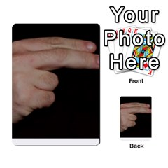 Photo Final By Jess Giglio   Multi Purpose Cards (rectangle)   Pudd3efyacil   Www Artscow Com Back 8