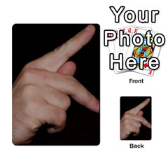 Photo Final By Jess Giglio   Multi Purpose Cards (rectangle)   Pudd3efyacil   Www Artscow Com Back 12