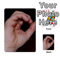 Photo Final By Jess Giglio   Multi Purpose Cards (rectangle)   Pudd3efyacil   Www Artscow Com Back 15