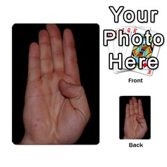 Photo Final By Jess Giglio   Multi Purpose Cards (rectangle)   Pudd3efyacil   Www Artscow Com Back 2