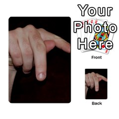 Photo Final By Jess Giglio   Multi Purpose Cards (rectangle)   Pudd3efyacil   Www Artscow Com Back 16