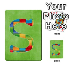 Photo Final By Jess Giglio   Multi Purpose Cards (rectangle)   Pudd3efyacil   Www Artscow Com Front 19