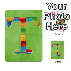 Photo Final By Jess Giglio   Multi Purpose Cards (rectangle)   Pudd3efyacil   Www Artscow Com Front 20